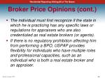 broker price opinions cont3