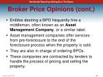 broker price opinions cont9