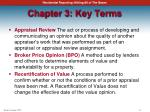 chapter 3 key terms