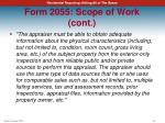 form 2055 scope of work cont1