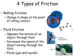 4 types of friction1