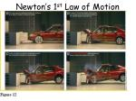 newton s 1 st law of motion1