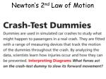 newton s 2 nd law of motion2