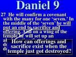 daniel 9111