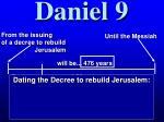 daniel 945