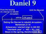 daniel 961