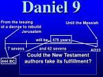 daniel 981