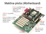 mati na plo a motherboard