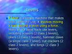 levers1