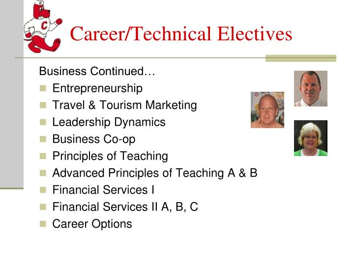 Career/Technical Electives