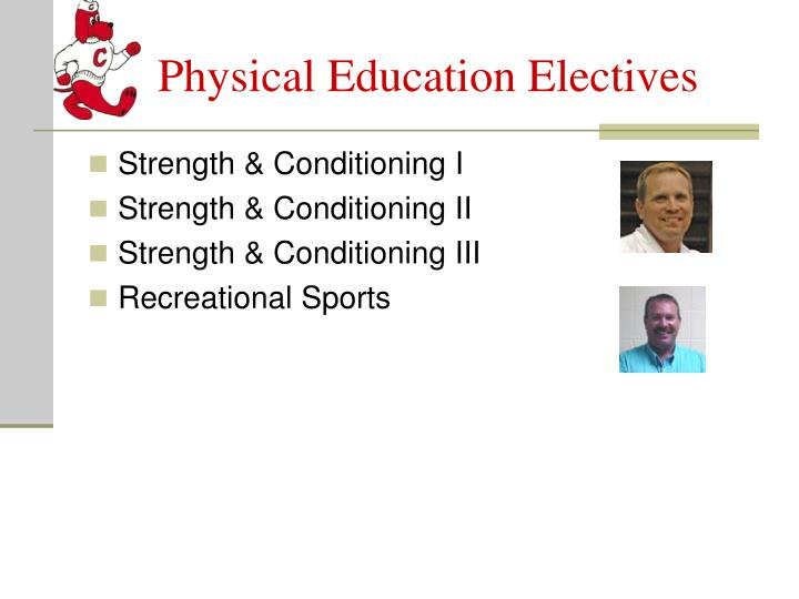 Physical Education Electives
