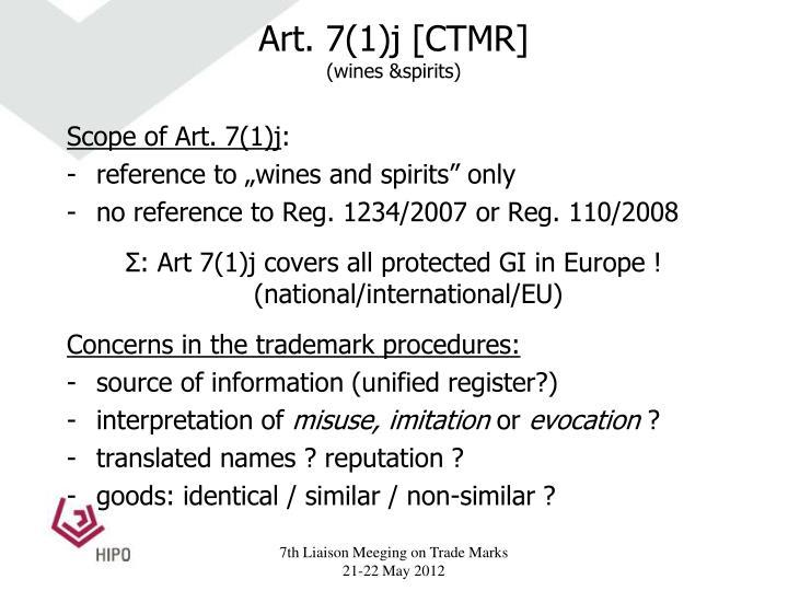 Art. 7(1)j [CTMR]