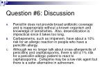 question 6 discussion1