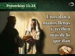 proverbios 11 24