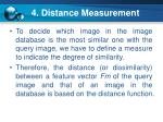 4 distance measurement