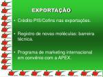 exporta o1