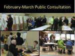 february march public consultation1
