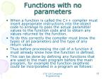 functions with no parameters3
