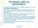 functions with no parameters6