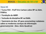 brasil d cadas de 50 e 60
