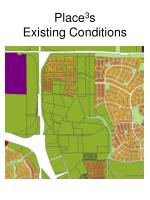 place 3 s existing conditions