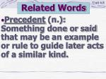 related words27