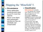mapping the minefield 5