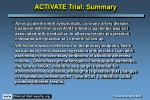 activate trial summary