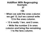 addition with regrouping1