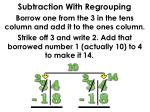subtraction with regrouping2