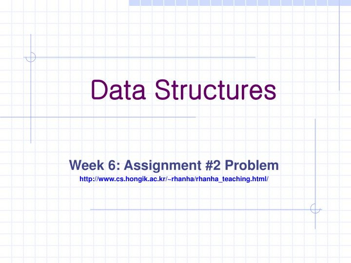data structures n.