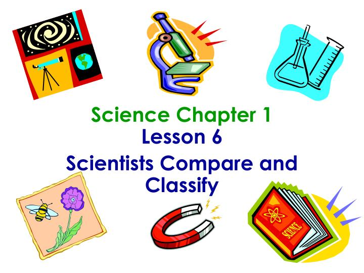 science chapter 1 n.