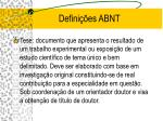 defini es abnt1
