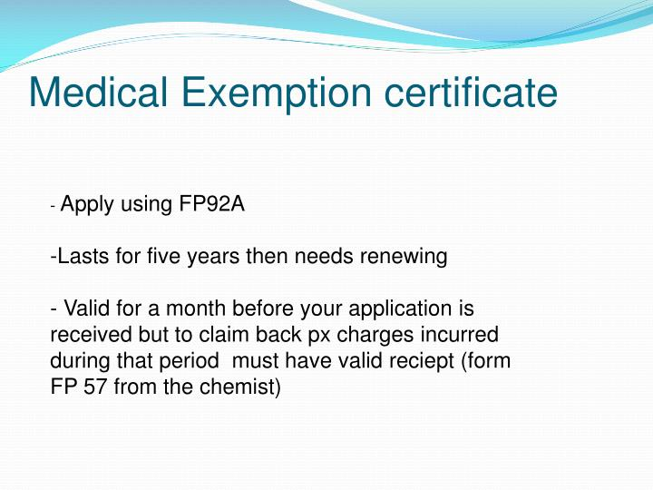 Does my nhs medical exemption certificate cover dental treatment house of commons health third report altavistaventures Image collections