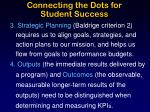 connecting the dots for student success1