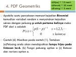 4 pdf geometriks