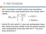 7 pdf poisson