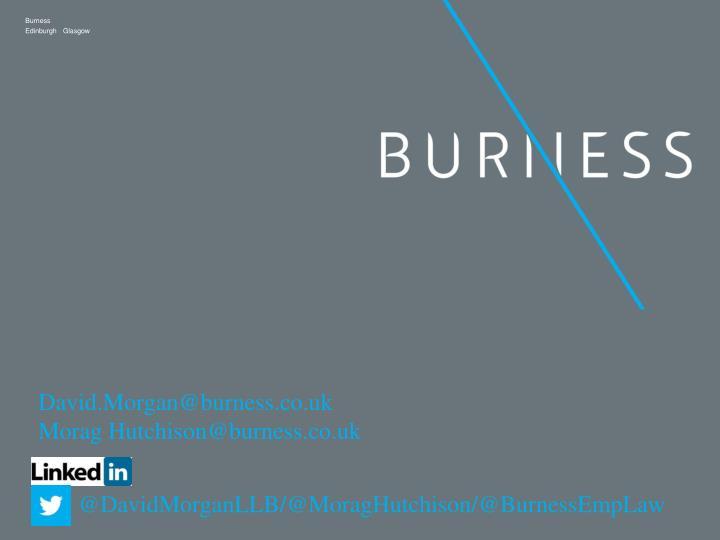 Burness