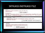 intruksi instruksi file1