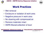 work practices2