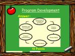 program development1