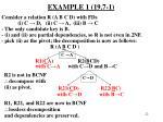 example 1 19 7 1