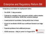 enterprise and regulatory reform bill2