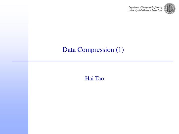 data compression 1 n.