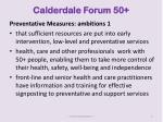 calderdale forum 505