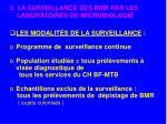 2 la surveillance des bmr par les laboratoires de microbiologie2
