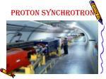 proton synchrotron1