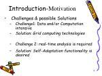 introduction motivation5