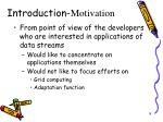 introduction motivation6