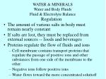 water minerals water and body fluids fluid electrolyte balance4